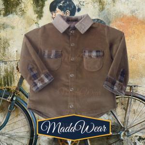 MATHIS - CHG01 - chemise d'hiver